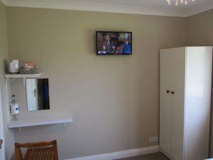 room facilities at Whitaker Lodge