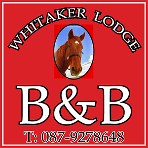 whitaker lodge B&B sign