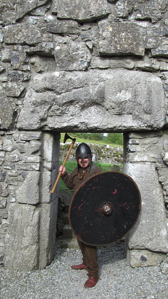 Fore County Westmeath warrior